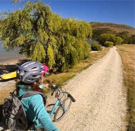 biking queenstown nova zelandia