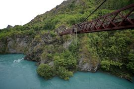 bungy jumping queenstown nova zelandia