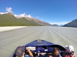 jet boating queenstown nova zelandia