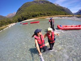 kayak queenstown nova zelandia