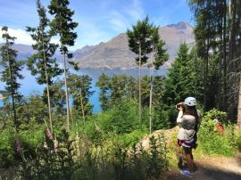 tiki trail queenstown nova zelandia