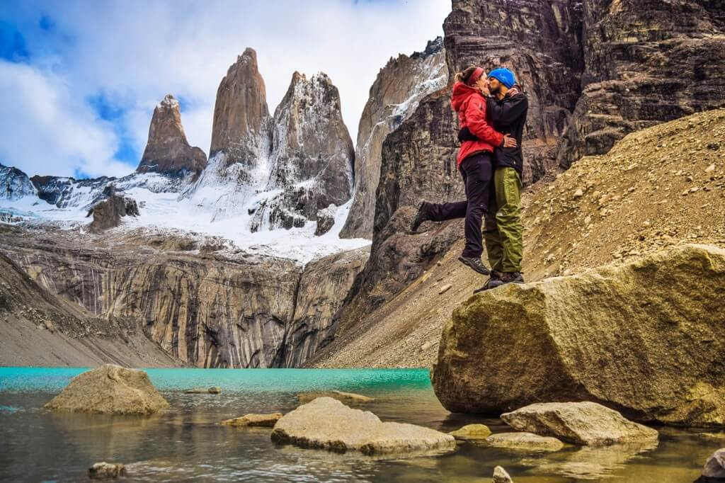 Circuito W : Circuito w base do torres del paine chile trilhando