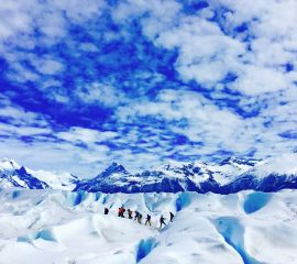 Capa do Big Ice - Trekking e Aventura no Glaciar Perito Moreno