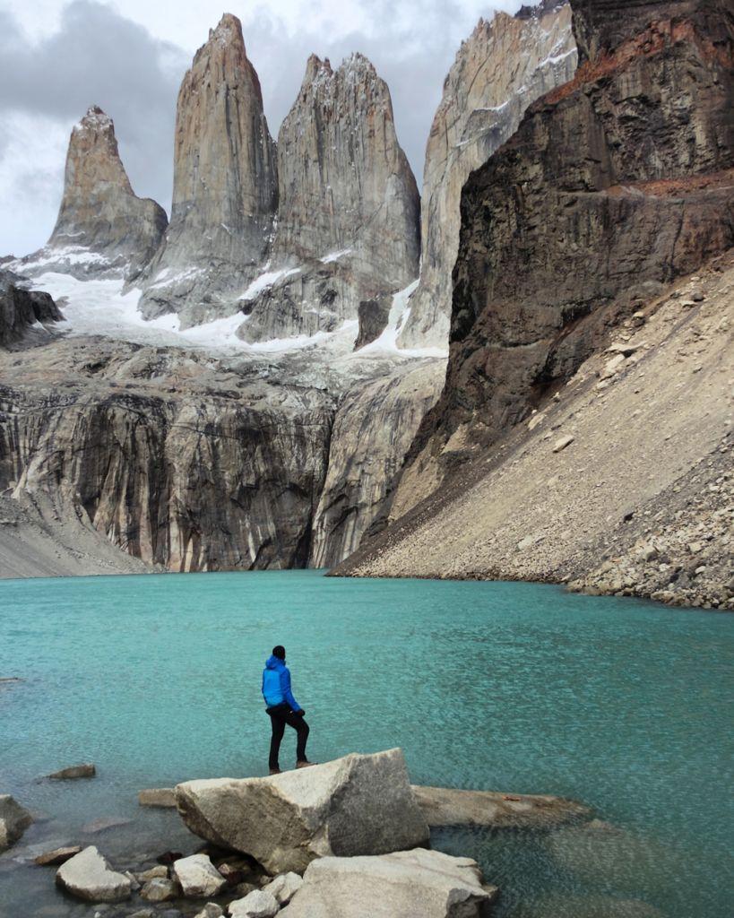 Circuito O Torres Del Paine : Circuito o parque nacional torres del paine chile tm