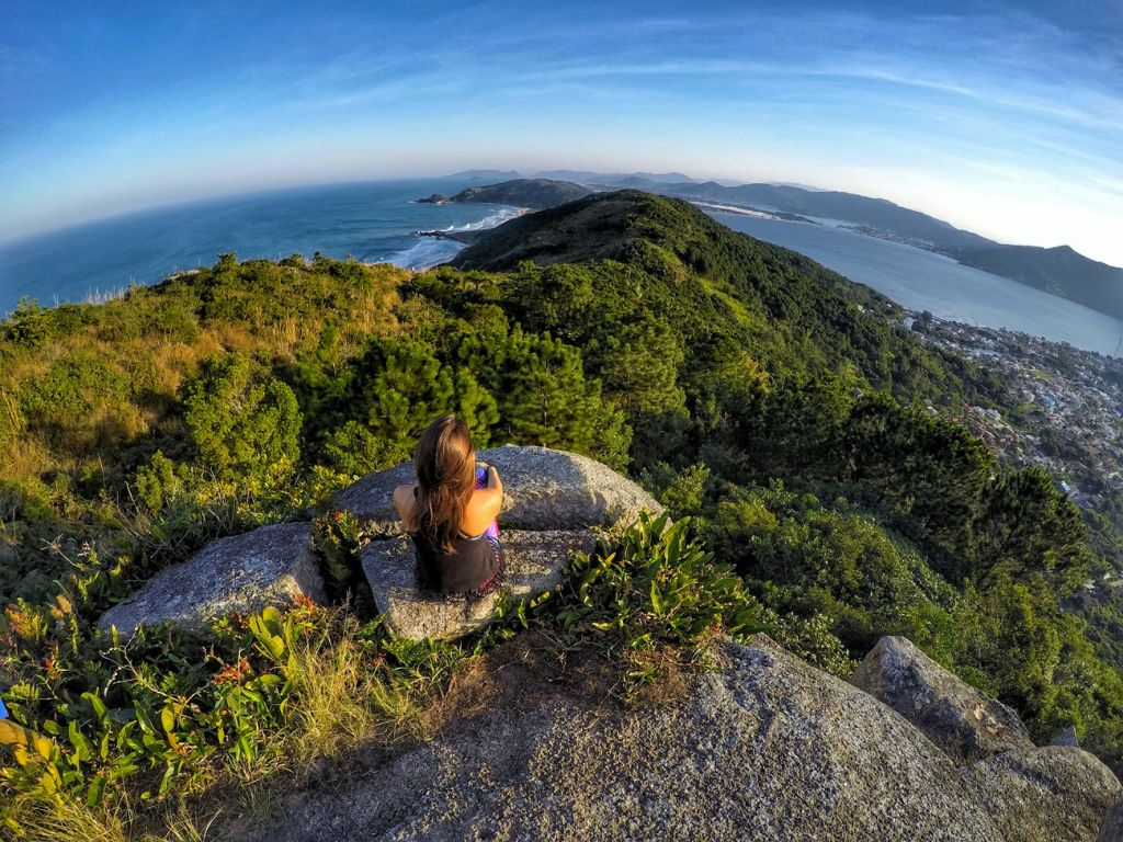 Pedra da Boa Vista, Florianópolis - SC | Trilhando Montanhas