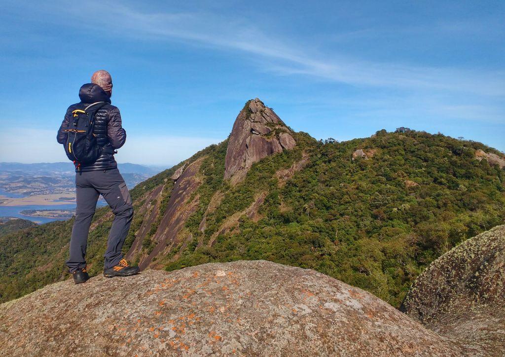 Pico do Lopo a trilha é difícil?
