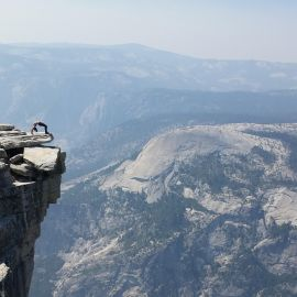 Capa do Half Dome, Yosemite National Park, California